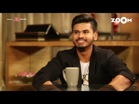 zoom Open House With Renil - Indian Cricketer Shreyas Iyer On Open House With Renil   UNCUT