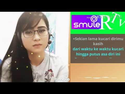 Kandas - Karaoke Smule (duet Bareng Tasya)