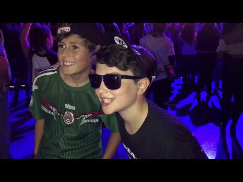 CLUB MEDIA FEST MEXICO DAY 1: #elrubiusOMG #mangelrogel #CMFMexico