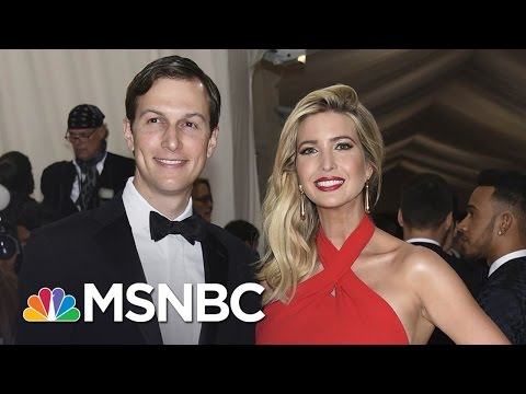 Jared Kushner's Role In The 2016 Campaign | Morning Joe | MSNBC