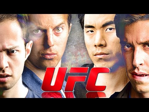 Thumbnail: The Try Guys Try UFC Fighting