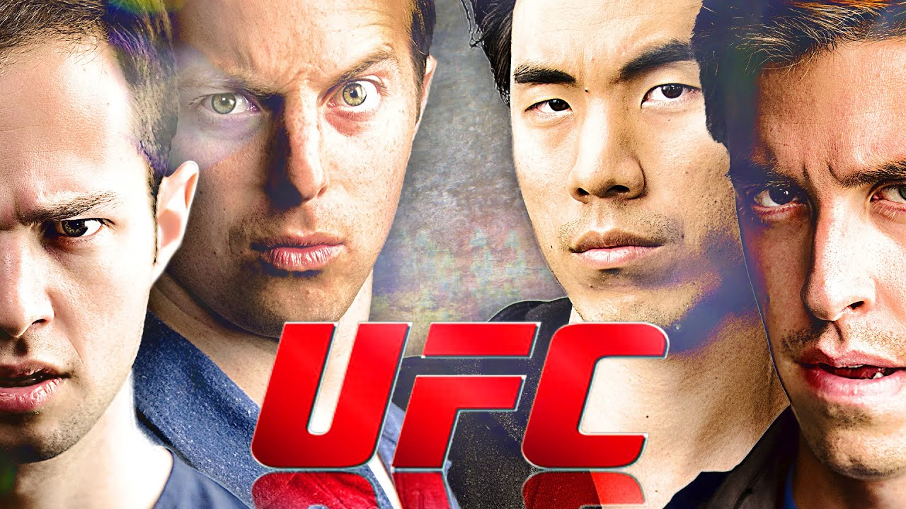 The Try Guys Try UFC Fighting - YouTube