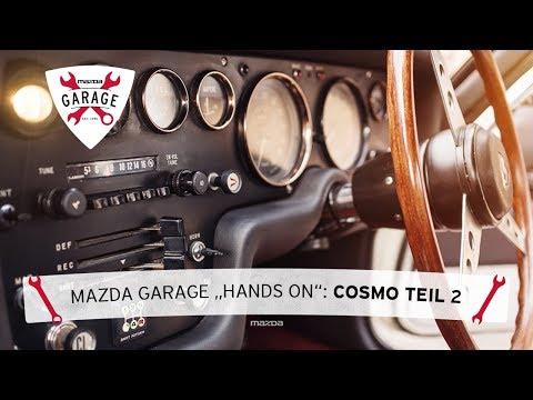 "Mazda Garage ""Hands On"": Das Cosmo Special Teil 2 mit 83metoo"