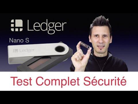 Sécurisez vos Bitcoins avec le Ledger Nano S - Partie 1