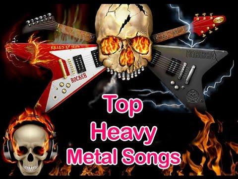 TOP 6 MUSIC  - HEAVY METAL (ULTRA HD)