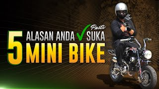 5 Alasan untuk Suka Mini Bike