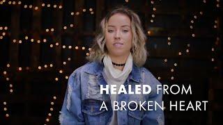 Testimony: God Healed my BROKEN HEART!