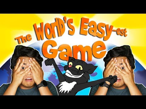 The World's EASY-EST GAME! (Impossible)