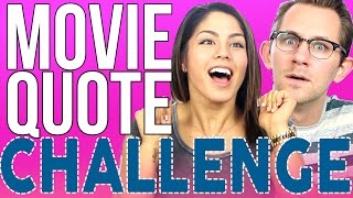 Megan Batoon: http://www.youtube.com/meganbatoon Watch all my Movie Quote Challenges here: http://bit.ly/MovChal V SO MUCH STUFF BELOW V ...
