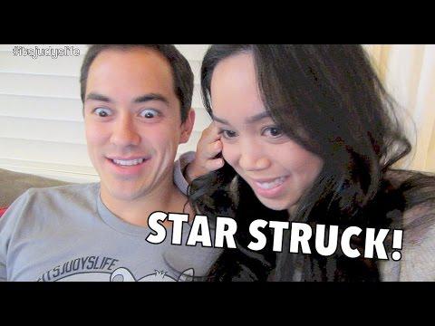 STAR STRUCK! - November 20, 2014 - itsJudysLife Daily Vlog