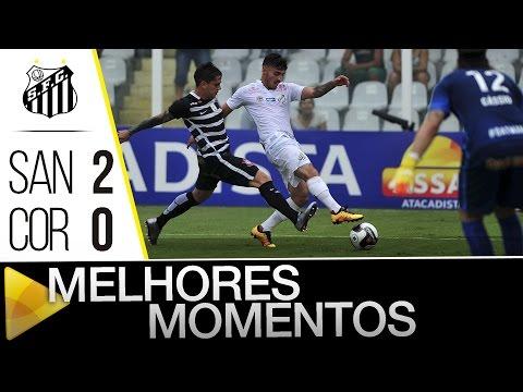 Santos 2 x 0 Corinthians | MELHORES MOMENTOS | Paulistão (06/03/16)