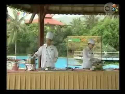 Lẩu hải sản chua cay Bình Định