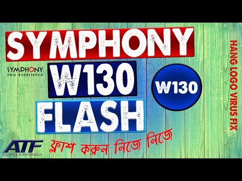 How to Flash Symphony W128 Flash Done With SP Flash Tool
