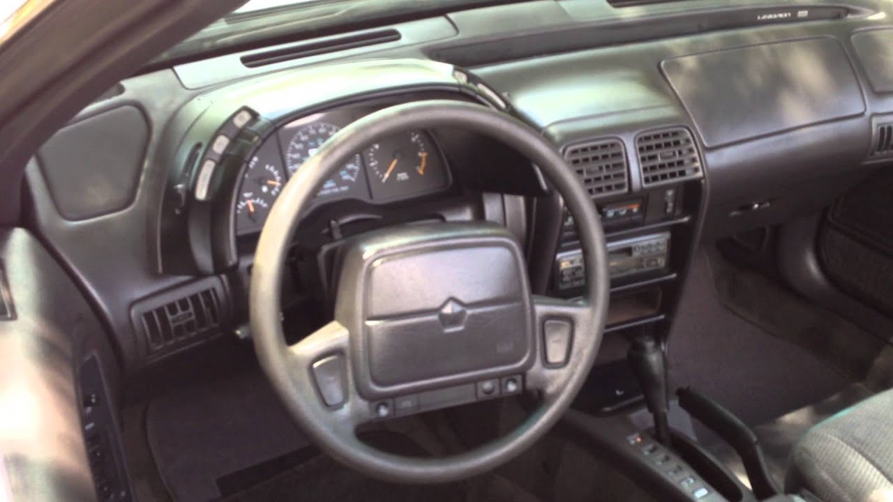 1994 chrysler lebaron gtc view our current inventory at fortmyerswa com youtube