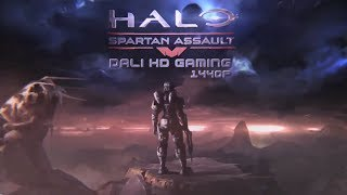 Halo Spartan Assault PC Gameplay FullHD 1440p
