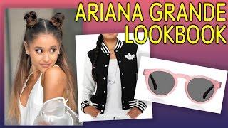 ariana grande fashion style lookbook   bomber jackets sunnies more