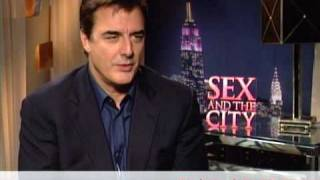 Chris Noth's Romantic Side