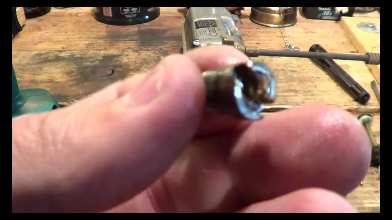 How to remove a bad check valve out of Coleman products