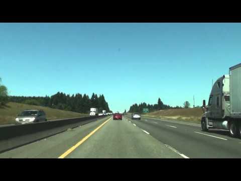 Interstate 5 In Washington, Exit59 To Eixt 61 Toledo, WA 98591