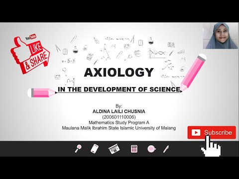 AXIOLOGY IN THE DEVELOPMENT OF SCIENCE