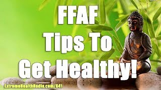 Free For All Friday - Tips To Improve Your Health!
