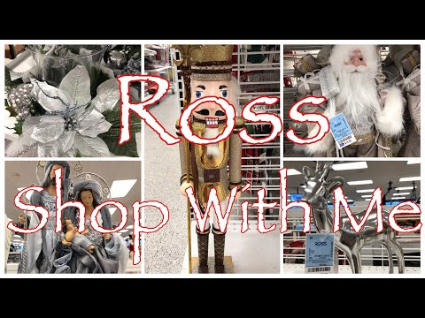 ROSS~CHRISTMAS HAS ARRIVED!!  LET'S GO CHECK IT OUT!