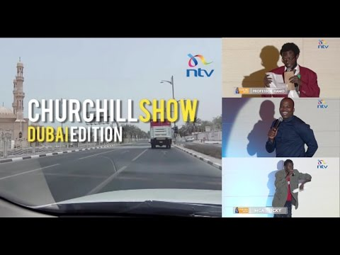 Churchill Show S04 E20: Dubai Edition