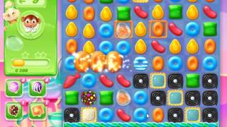 Candy Crush Jelly Saga Level 294 - NO BOOSTERS