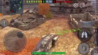 World of Tanks Blitz; MK1* Heavy Tank