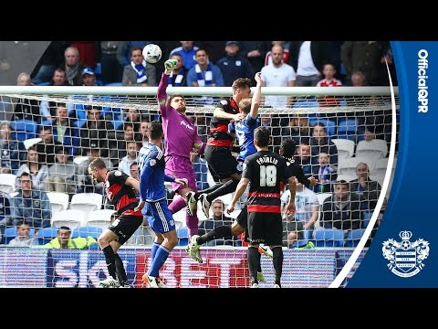 HIGHLIGHTS | CARDIFF CITY 0, QPR 0 - 16/04/16