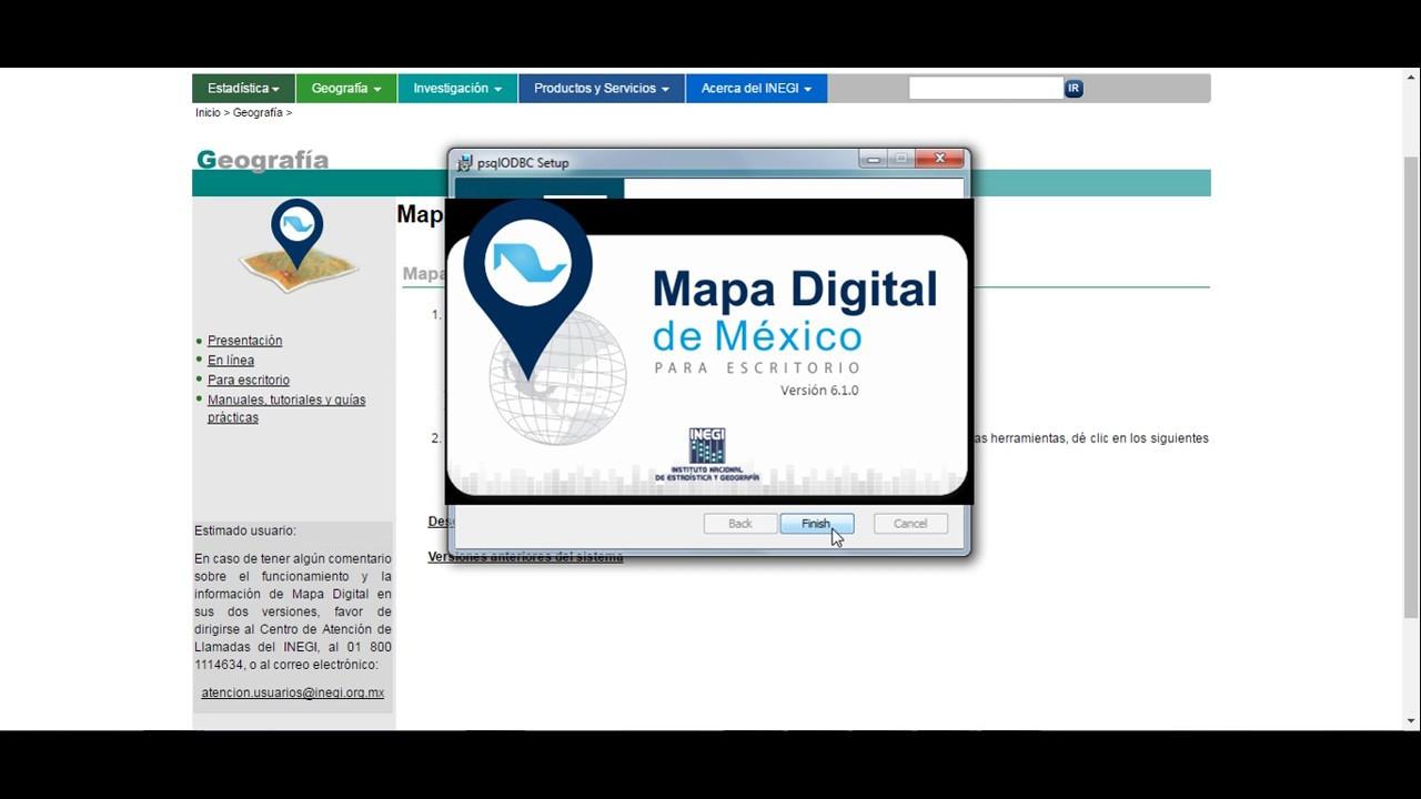 Descargar Mapa Digital - YouTube