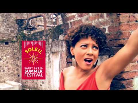 SOLEIL Saint Lucia Summer Festival - Jazz 2017 Launch