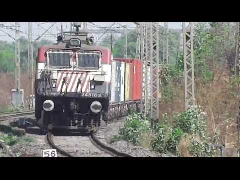 TIger faced WAG7 - 24518 Negotiating A Curve @ High Speed