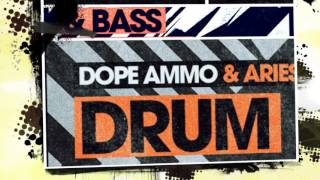 Dope Ammo Drum Bass Samples - Drum Bass Fusion Vol4