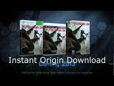 Buy Crysis 3 Hunter Edition CD Key for Origin £28.99 at CJS-CDKeys.com
