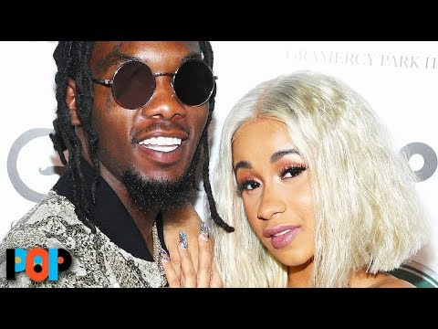 Cardi B And Offset Welcome Baby Girl Kulture