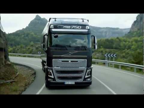 New Volvo FH series