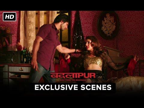Varun Dhawan molests Huma Qureshi   Badlapur thumbnail