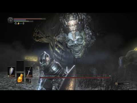 Dark Souls 3 - #20 I Found Horace! and Wolnir