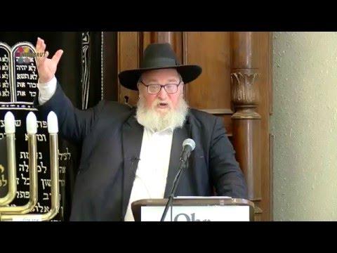 Rabbi Yitzchak Breitowitz - Outreach and Jewish Law