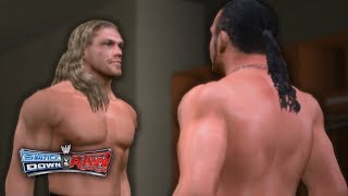 WWE Smackdown vs Raw (2005) Season Mode Ep 1 | HEATED RIVALRY