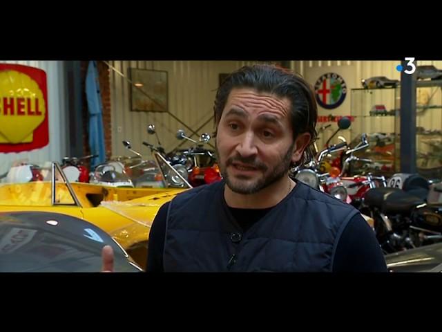 Revoir Notre émission Reims Passion Automobile France 3 Grand Est