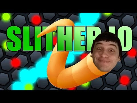 Slither.io - АЛЧНОСТТА УБИВА ( Browser Games )