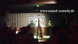 Anruf während der Show |Publikum DATENSCHUTZ | Amjad Comedy Newcomer Deutschland 2019