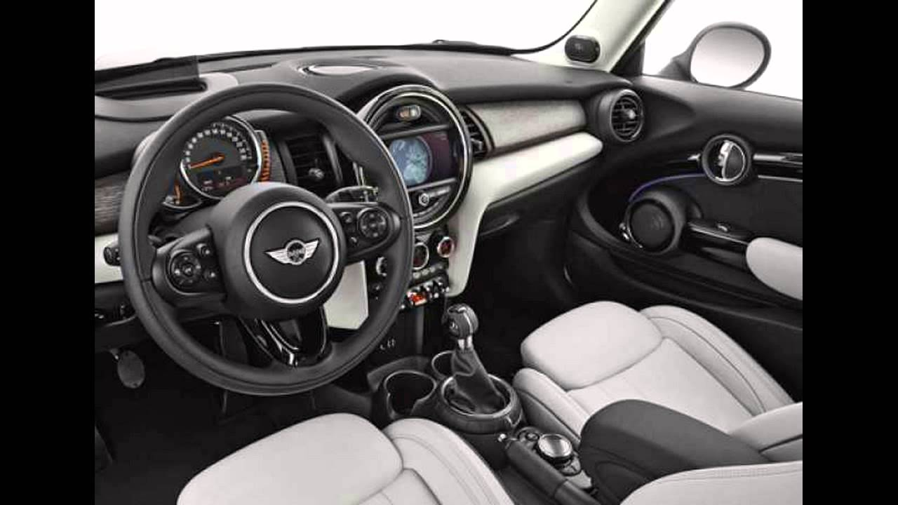 2017 mini countryman interior youtube - Countryman interior ...