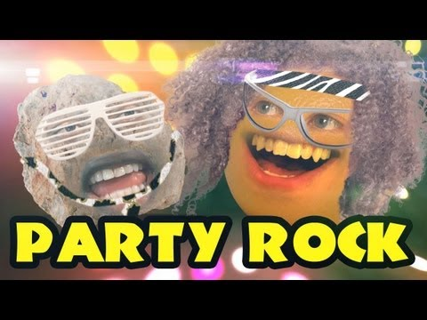 Annoying Orange - Party Rock (ft. DeStorm)