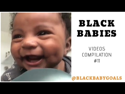 BLACK BABIES Videos Compilation #11 | Black Baby Goals