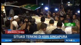 Jenazah Ani Yudhoyono Siap Diterbangkan ke Tanah Air
