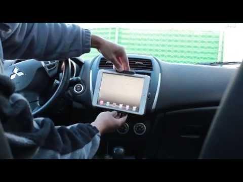 Ppyple Cd-N7 универсальный автомобильный держатель в CD слот