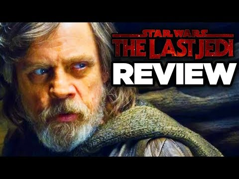 Last Jedi Review- IT'S BAD? (Most Divisive Star Wars Movie!) #NeedtoKnow